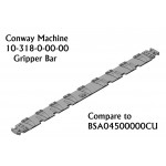 Conway Gripper Bar Complete for Bobst SP 1080