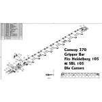 Conway Gripper Bar for SBL 105